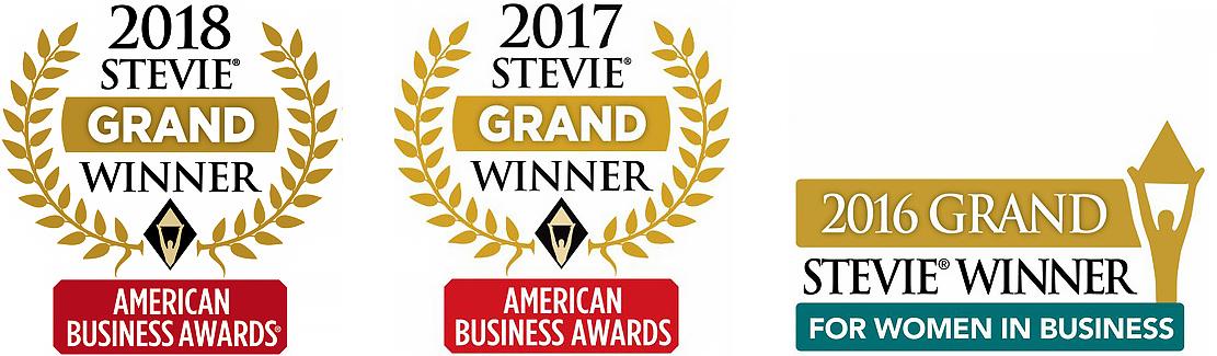 Recent Stevie Awards
